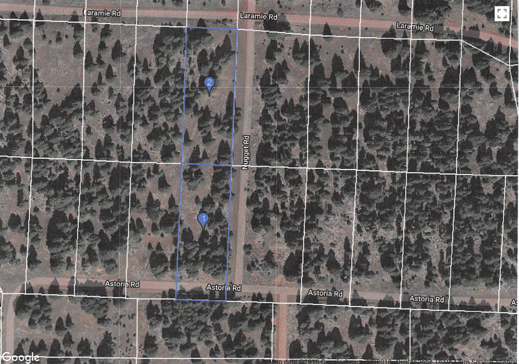 Recreational Land for Sale Alturas CA