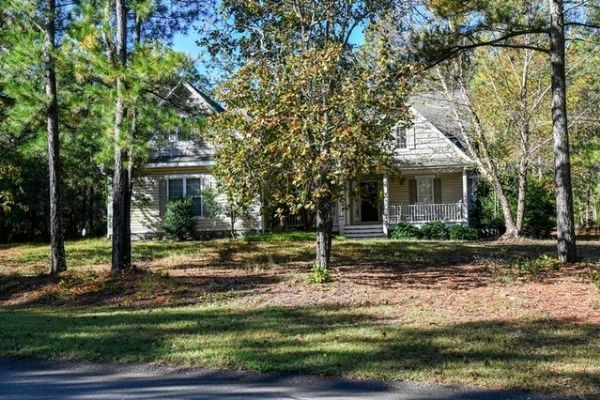 House in Southern Pines, NC, Moore County