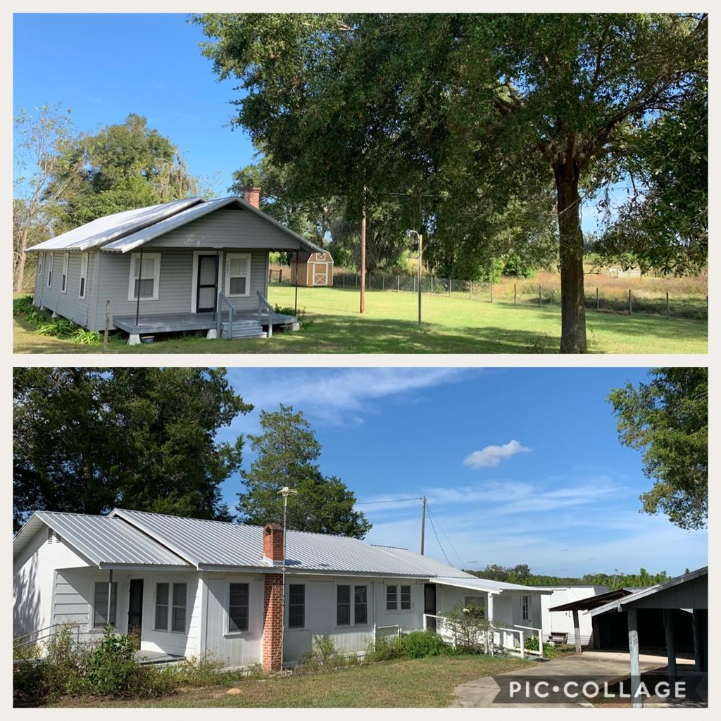 35 ACRES & CRACKER HOME CHIEFLAND FLORIDA