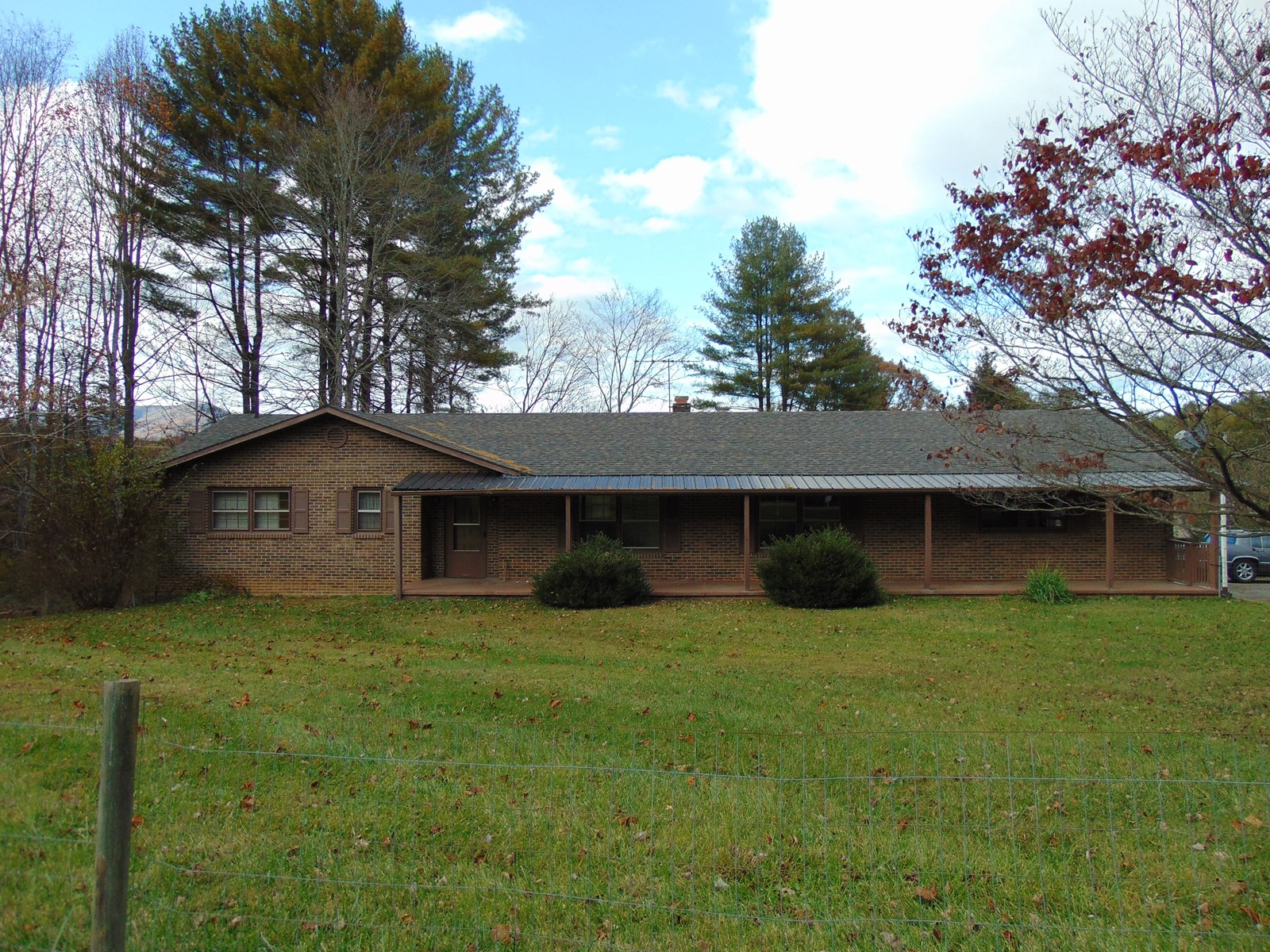 Single Level Living in Grayson County VA
