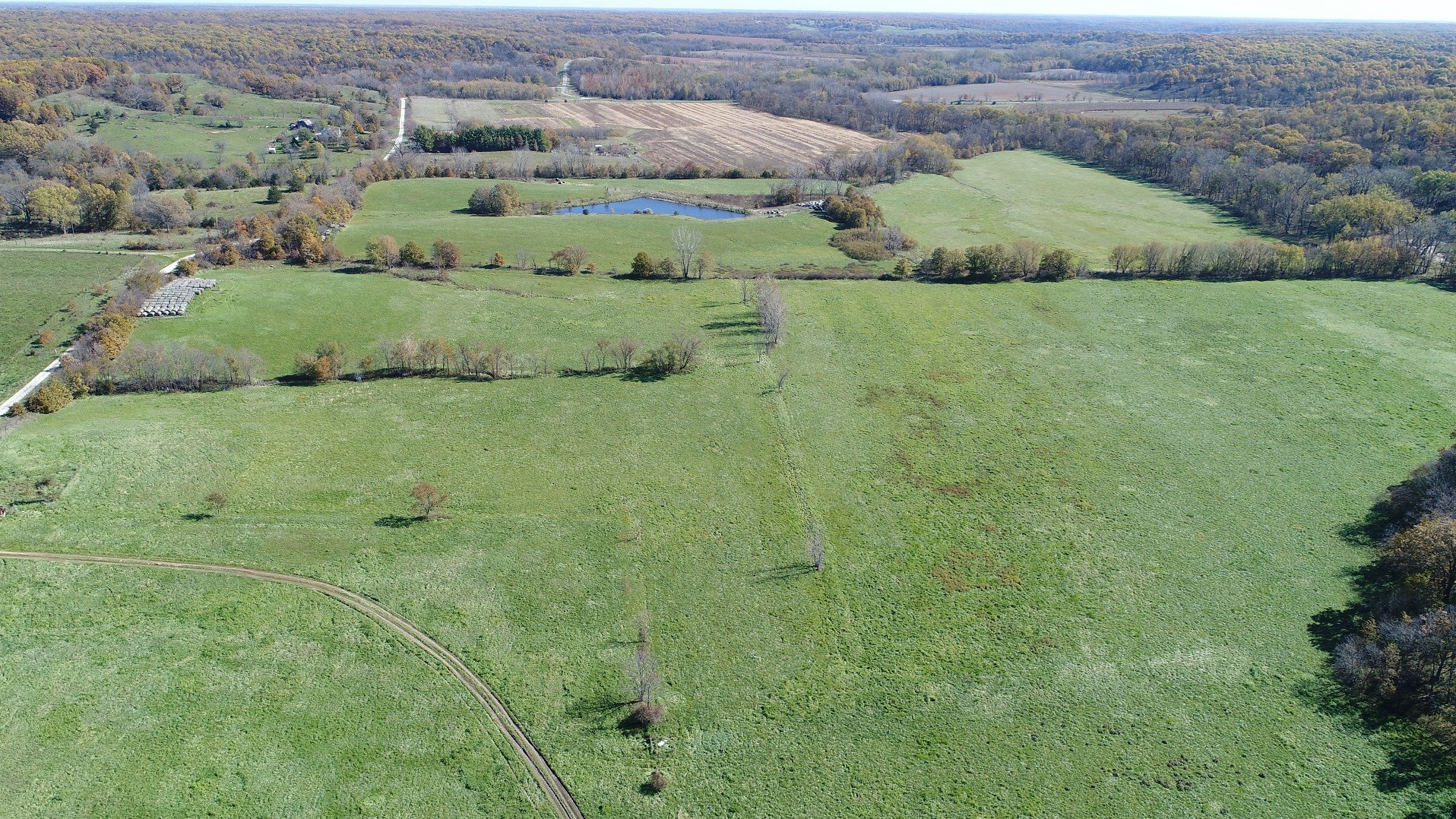 NORTHERN MO LAND FOR SALE, PASTURE, HAY GROUND, NW MO HUNT
