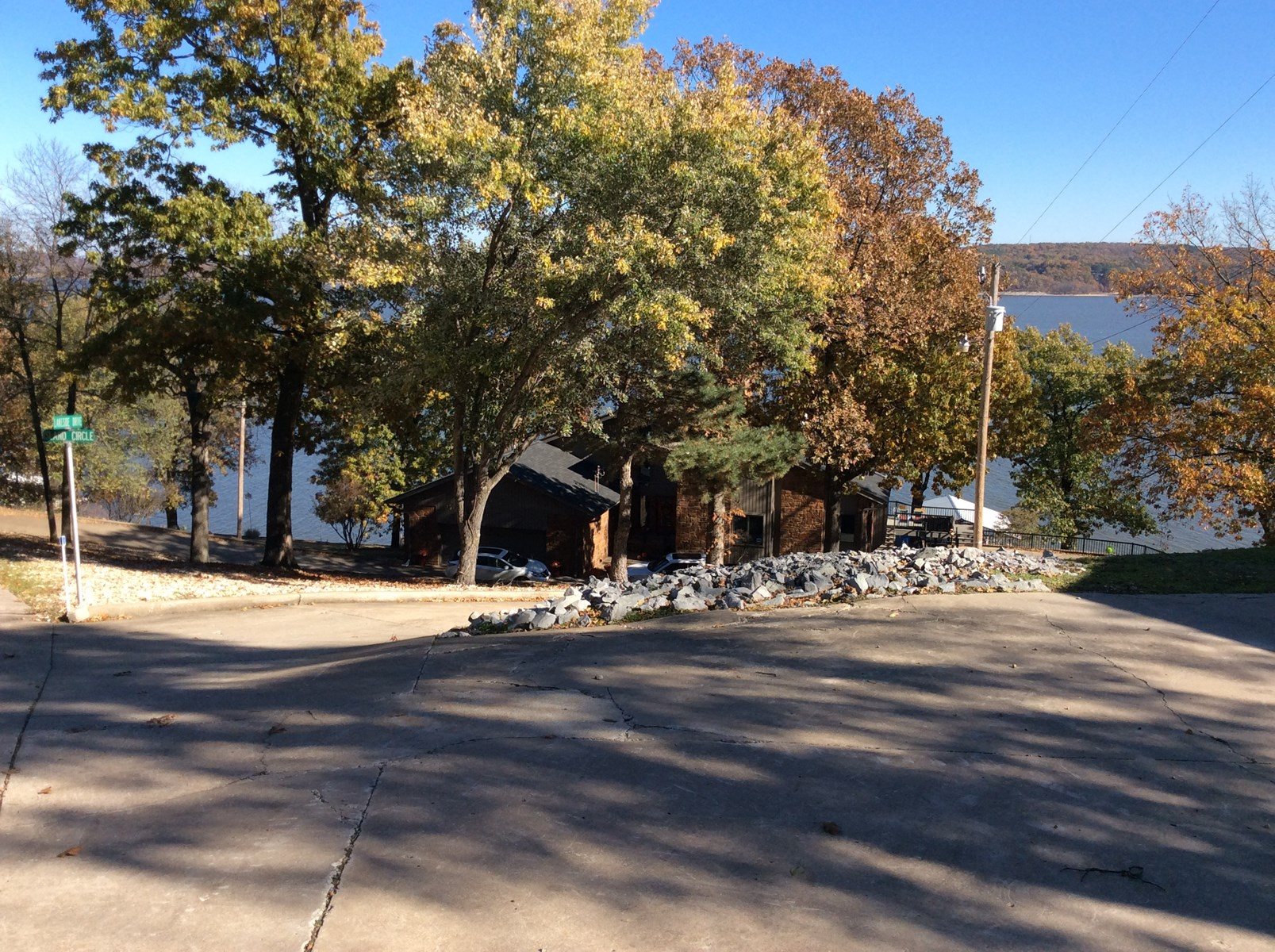 Lakefront Home on Lake Hudson Oklahoma
