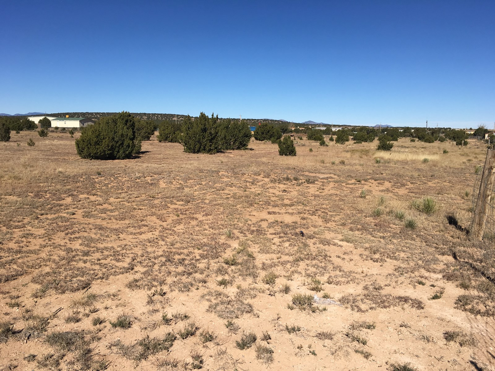 Central NM Vacant Lot For Sale near Moriarty