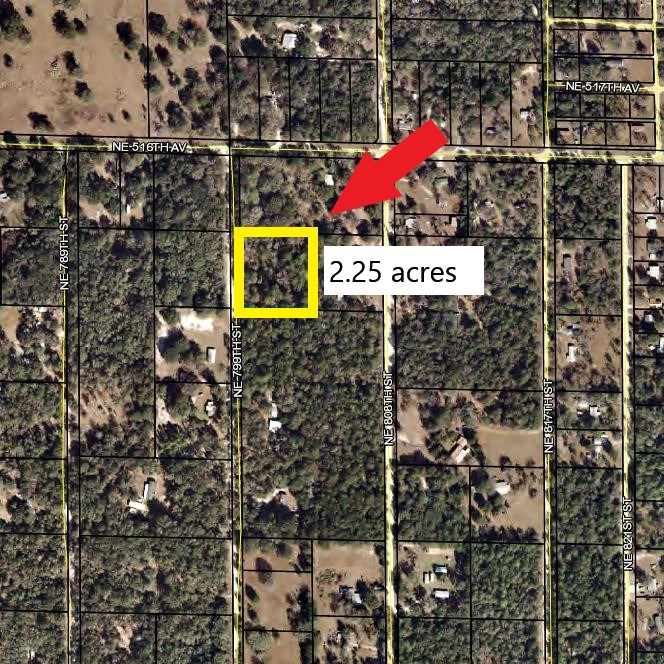 PROPERTY FOR SALE IN OLD TOWN, DIXIE COUNTY, FLORIDA