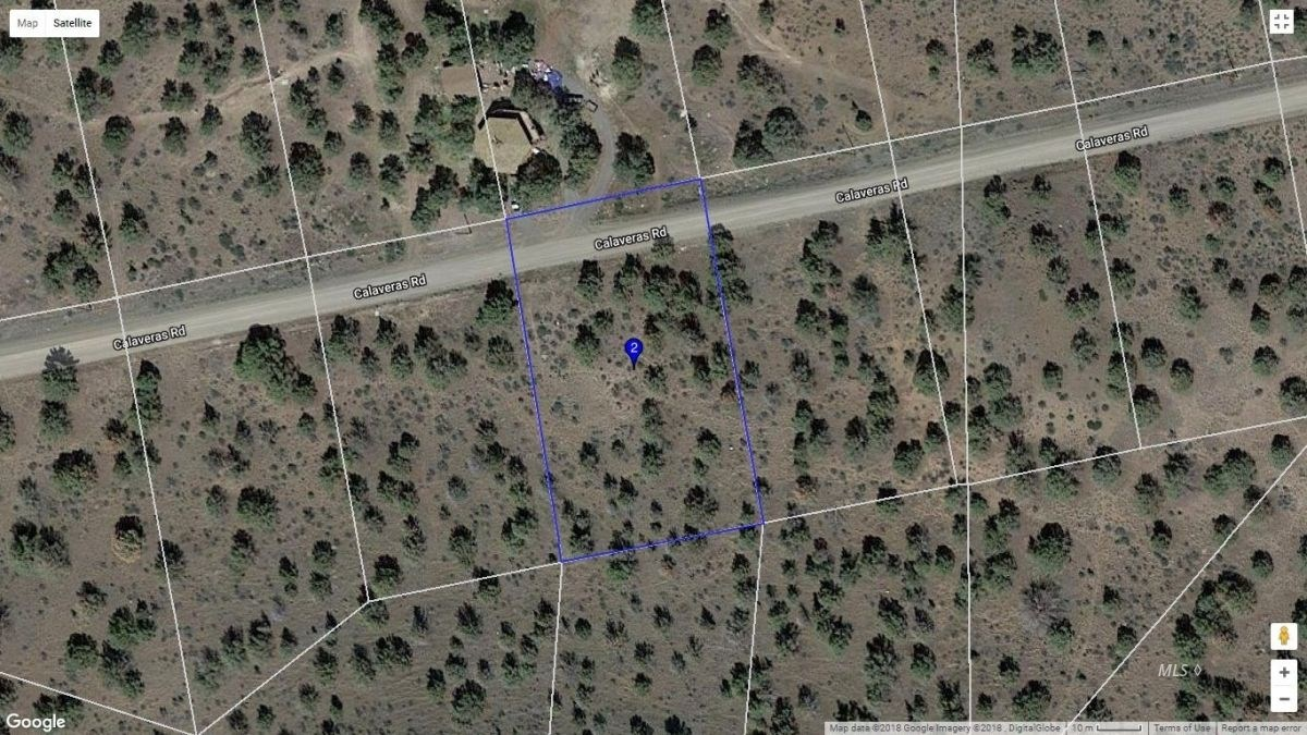 .95 acre lot for sale in Modoc County, Northern California