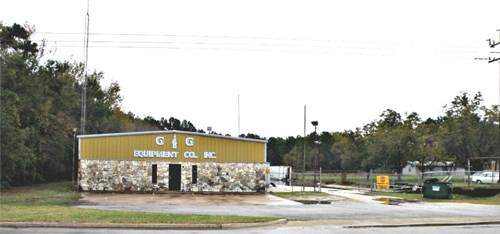 WAREHOUSE BUILDING FOR SALE OR LEASE PALESTINE, TX.