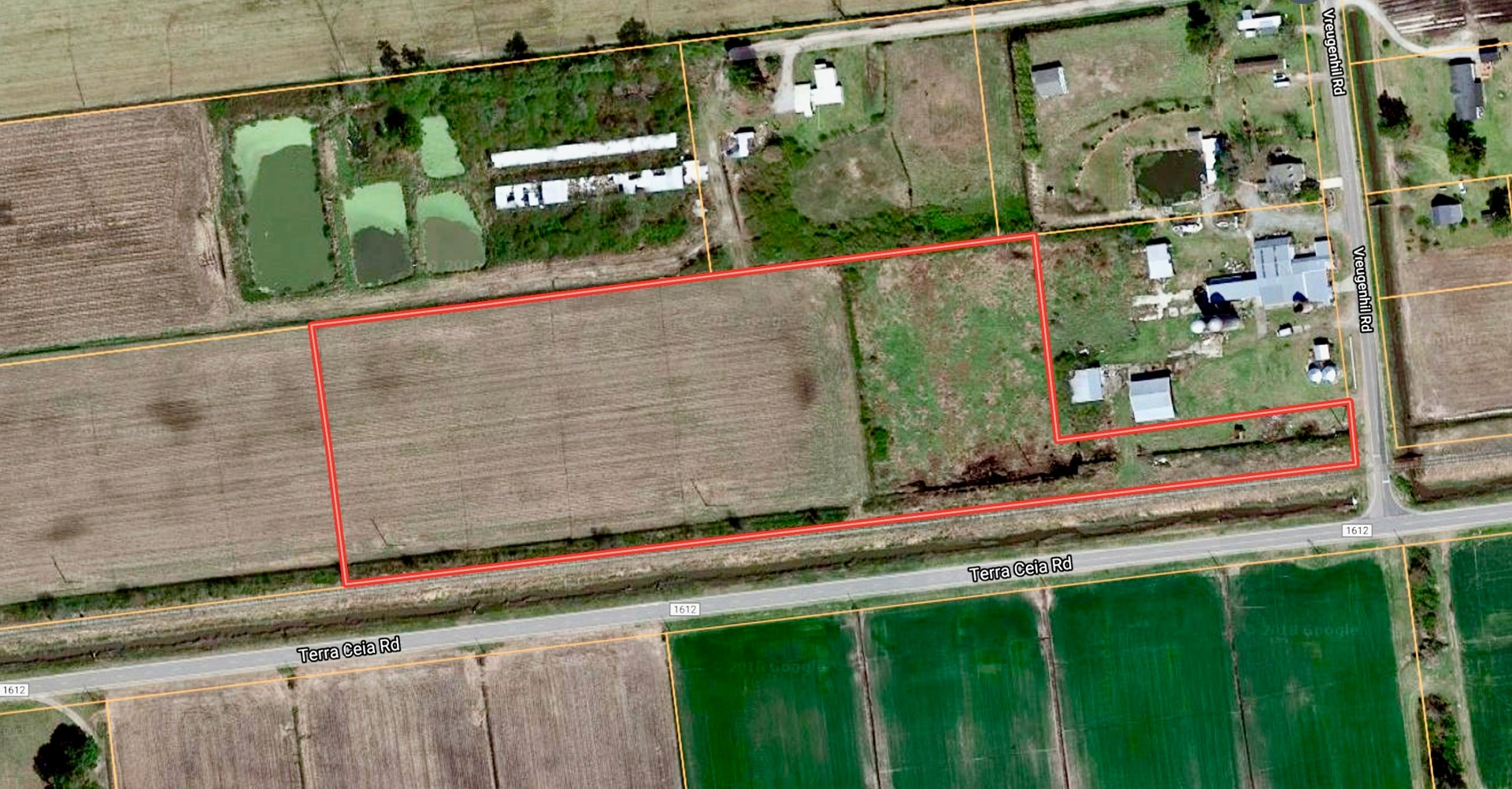 Ag Land for Sale Beaufort County, NC
