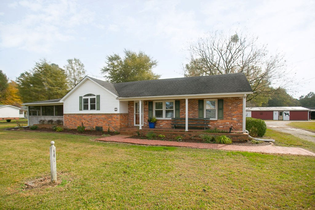 Equine Home with Pastures and Workshop in Chowan County
