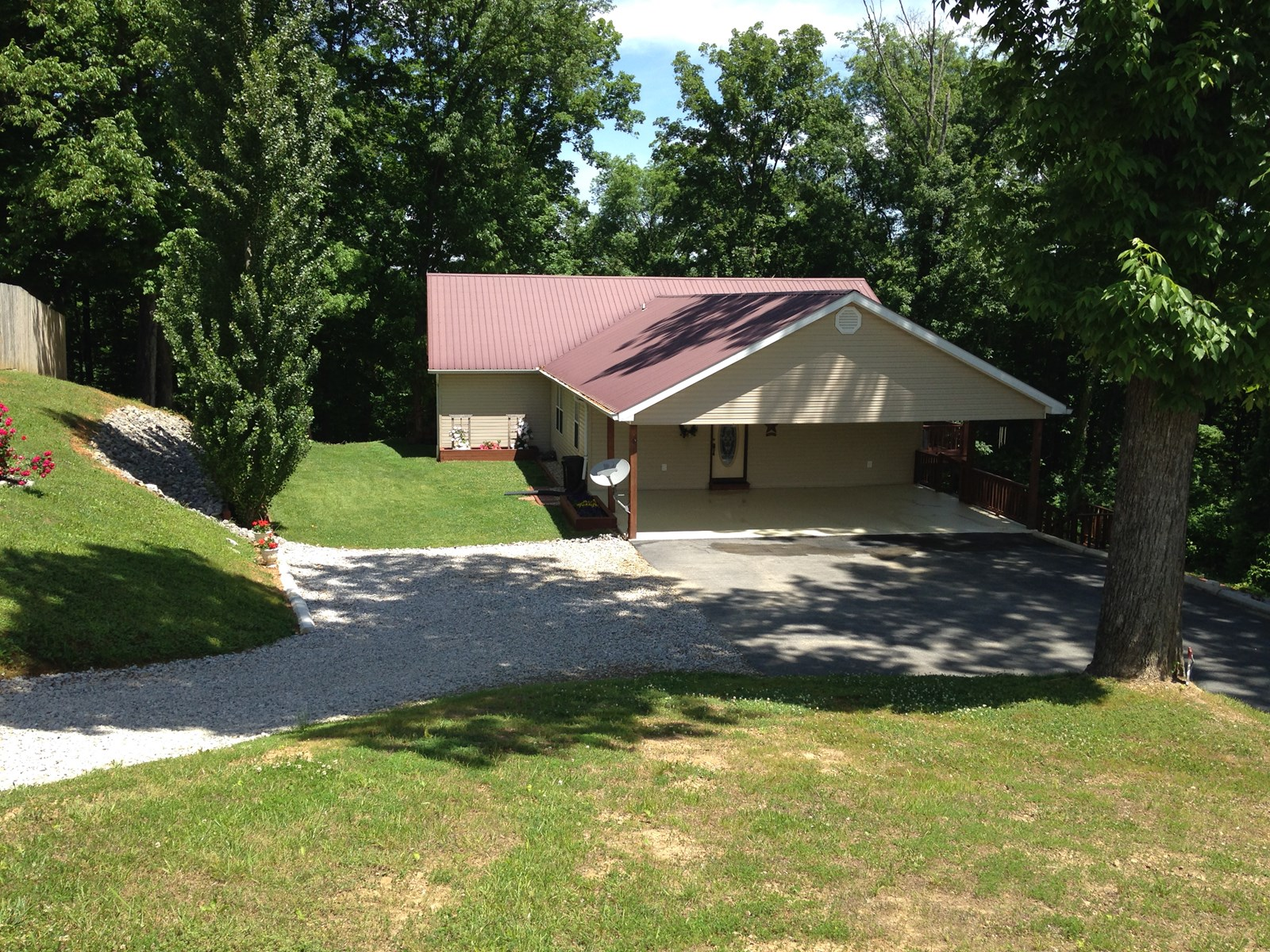 REDUCED! Country Home for Sale, Alpha, Kentucky