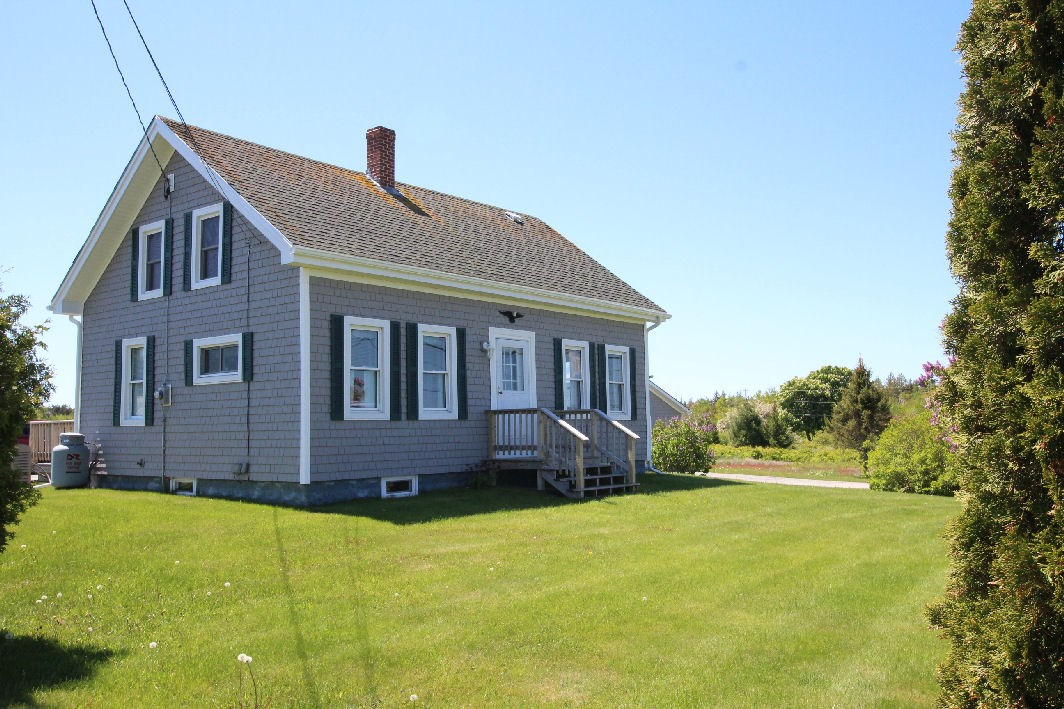 Coastal Cape For Sale in Lubec, Maine