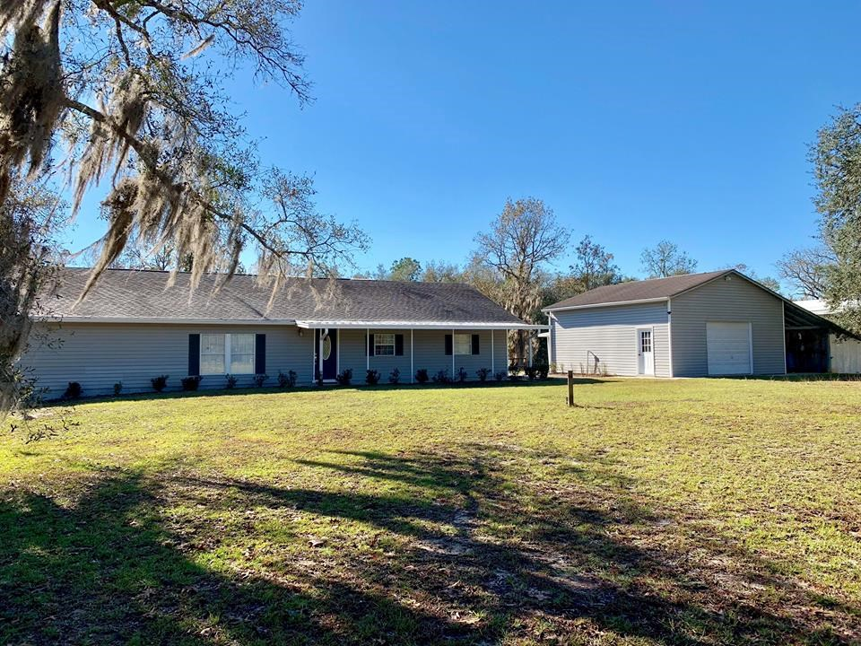 COUNTRY HOME FOR SALE - Trenton Florida Gilchrist County