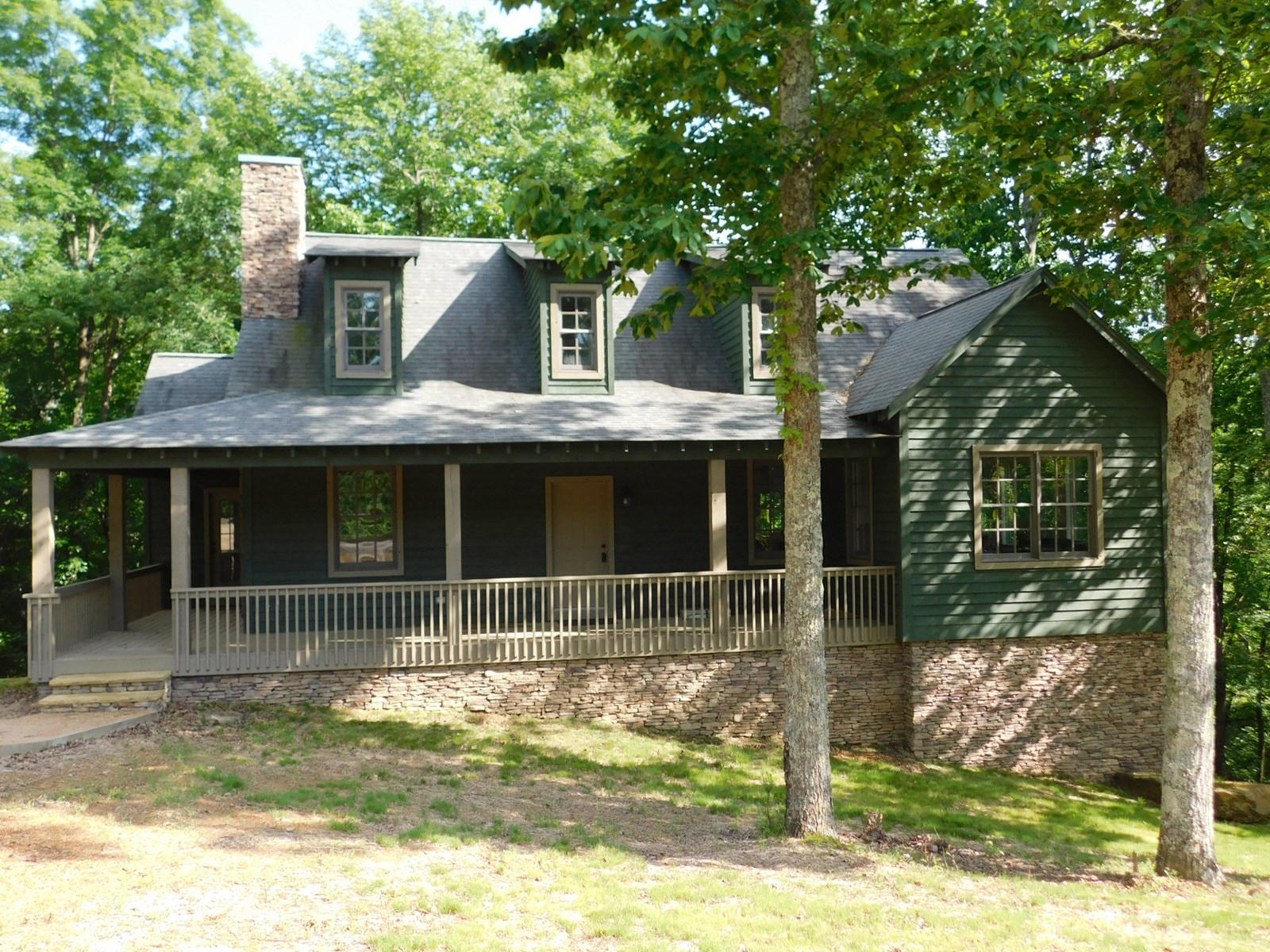 NEW CABIN FOR SALE IN TN  PICKWICK LAKE RESORT  THE PRESERVE