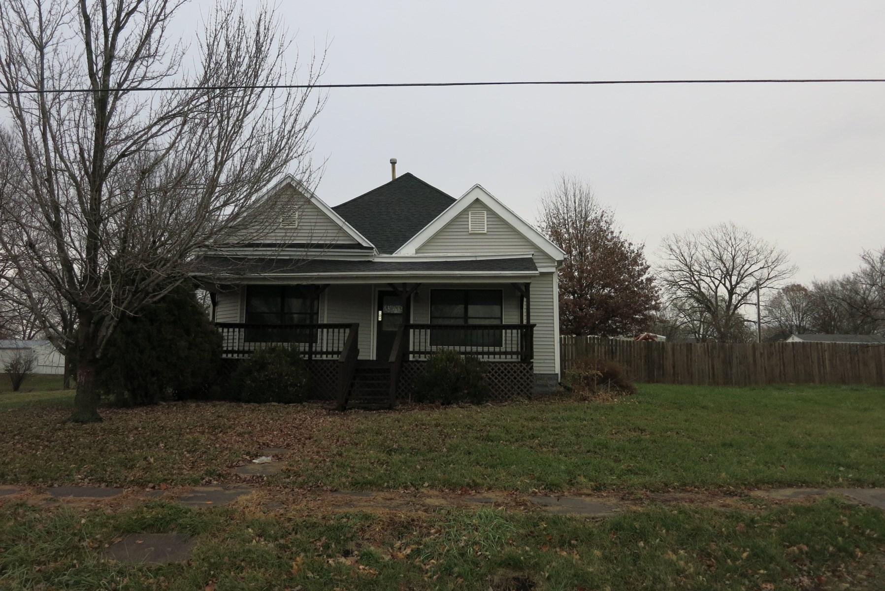 For Sale 3 BR Home with Carport on Large Corner Lot
