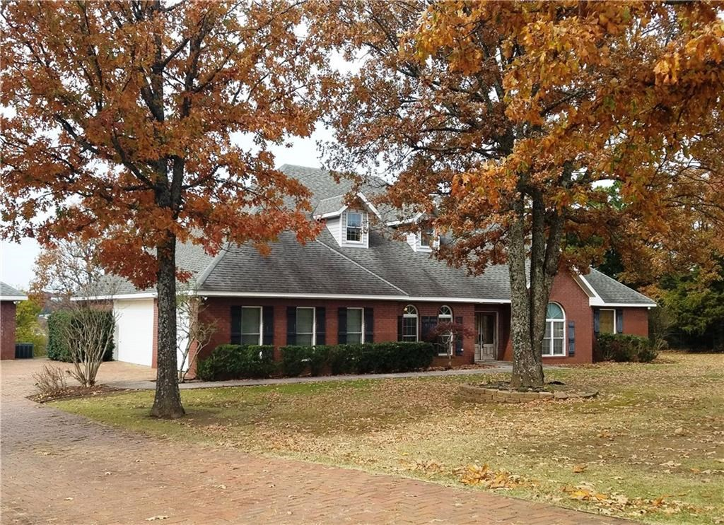 HOME FOR SALE ON GOVERNORS HILL IN HUNTSVILLE, AR