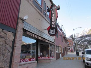 COMMERCIAL RESIDENTIAL BUILDING FOR SALE ON MAIN ST OURAY CO