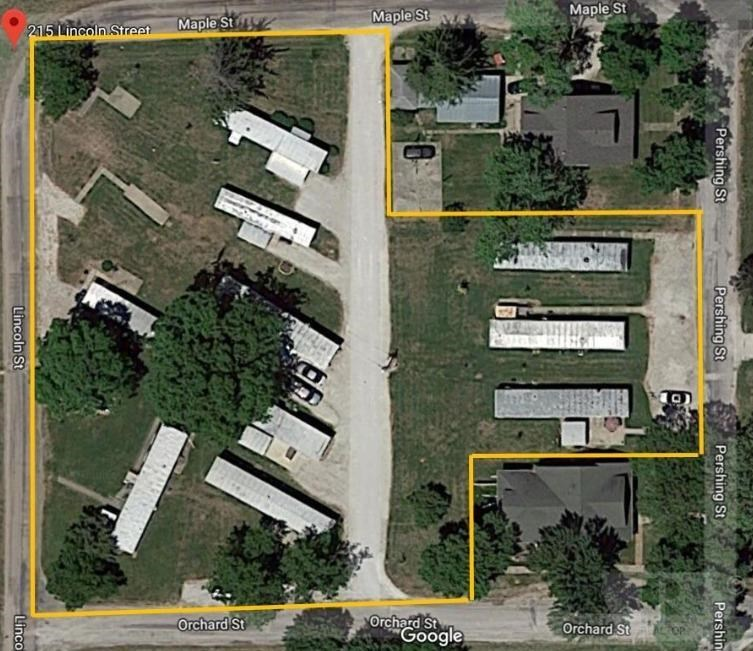 Mobile Home Park For Sale in IA