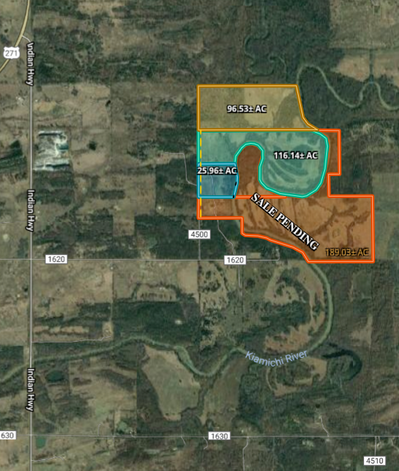 Southeastern Oklahoma Hunting Land for Sale | Kiamichi Mount