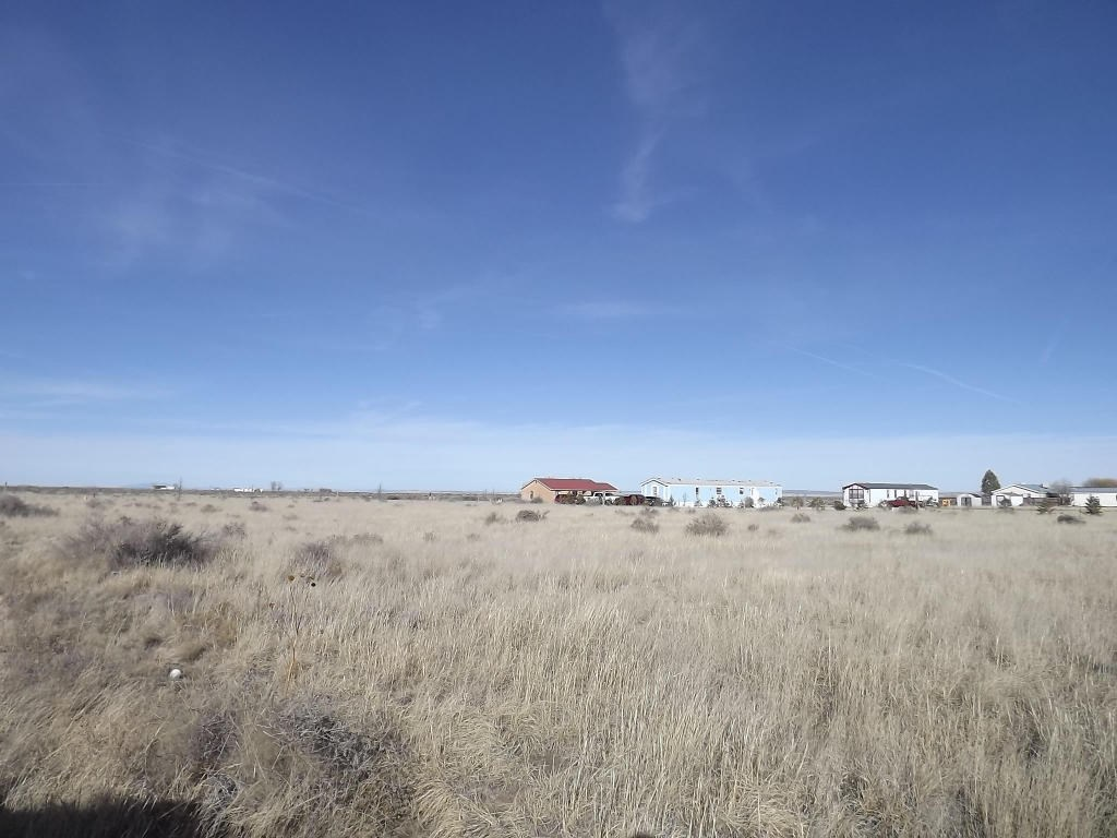 Manufactured Home Lot For Sale  Estancia New Mexico 1.25 Ac