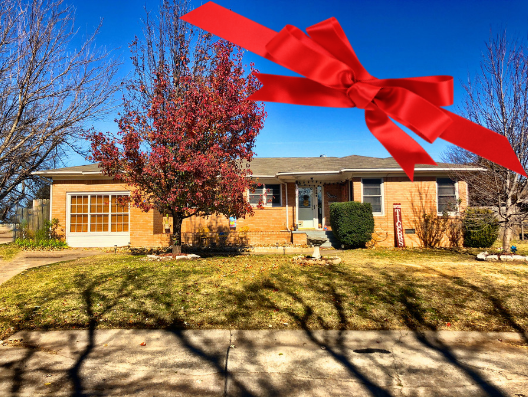 MOVE IN READY BRICK STARTER HOME FOR SALE/ ARDMORE, OK