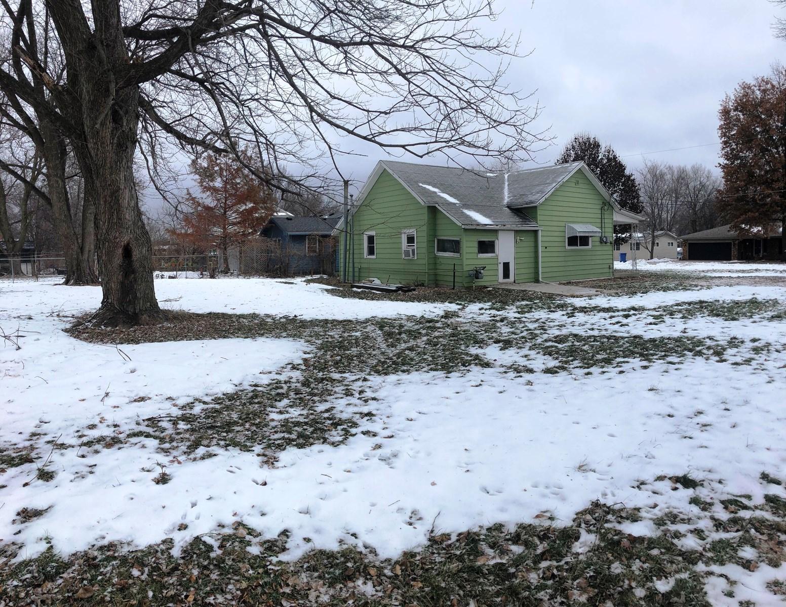 Albia Iowa Home for Sale