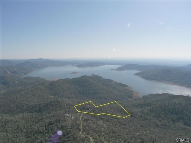 Lake Oroville View Home For Sale 40+ Acres Mountaintop Views
