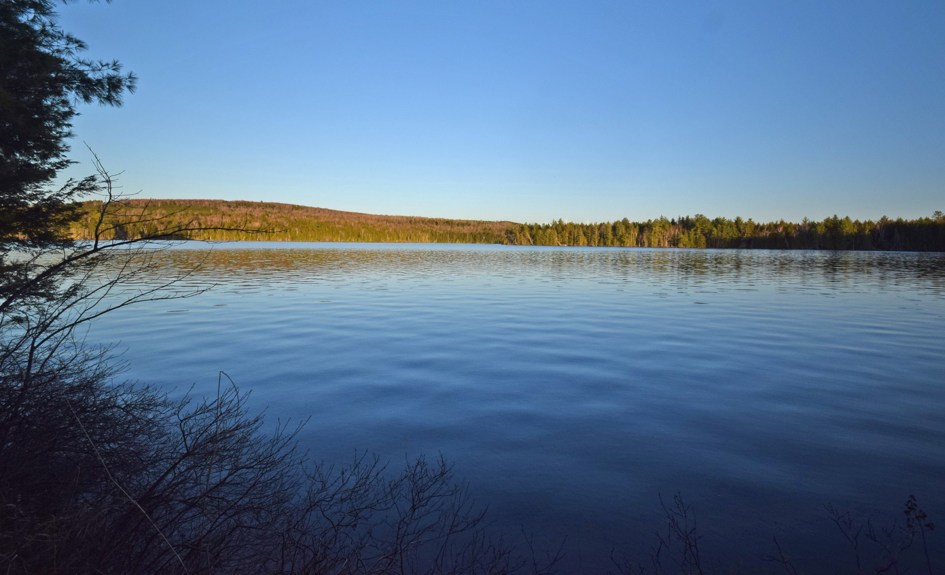 Waterfront Land For Sale in Lincoln, Maine