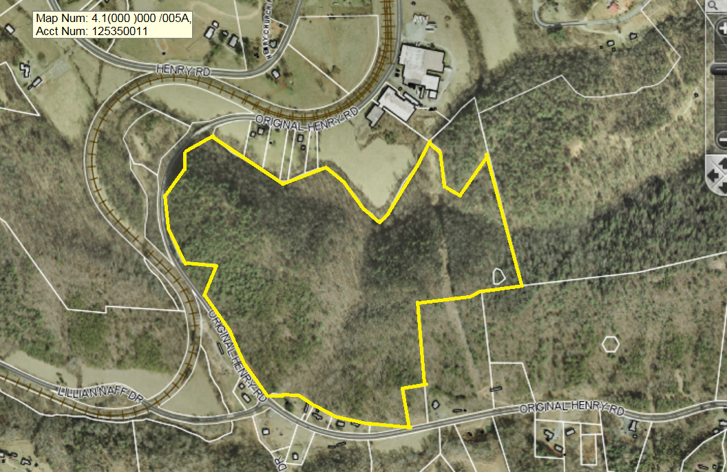 87 ACRES OF LAND FOR SALE IN HENRY COUNTY, VIRGINIA