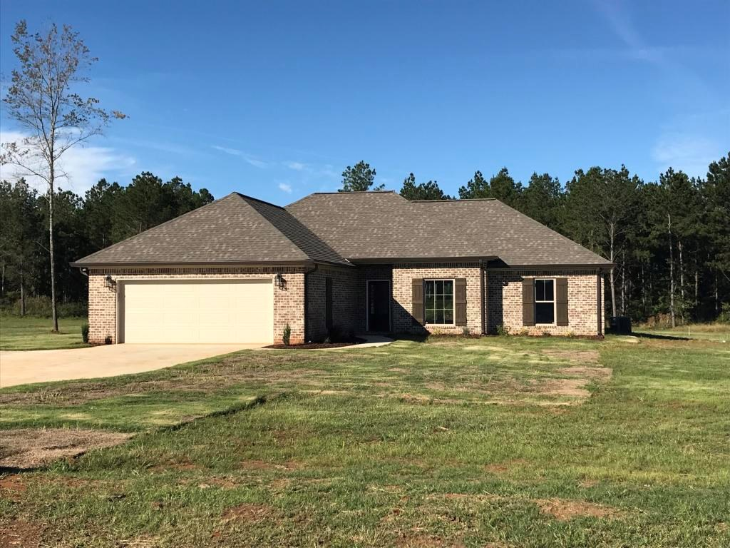 New Construction: 188 Carly Ln, Starkville, MS 39759