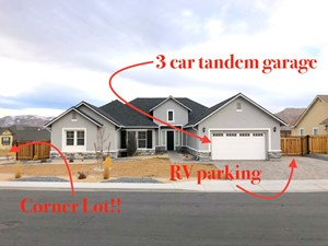 COUNTRY HOME FOR SALE IN NW NEVADA NEAR RENO NV