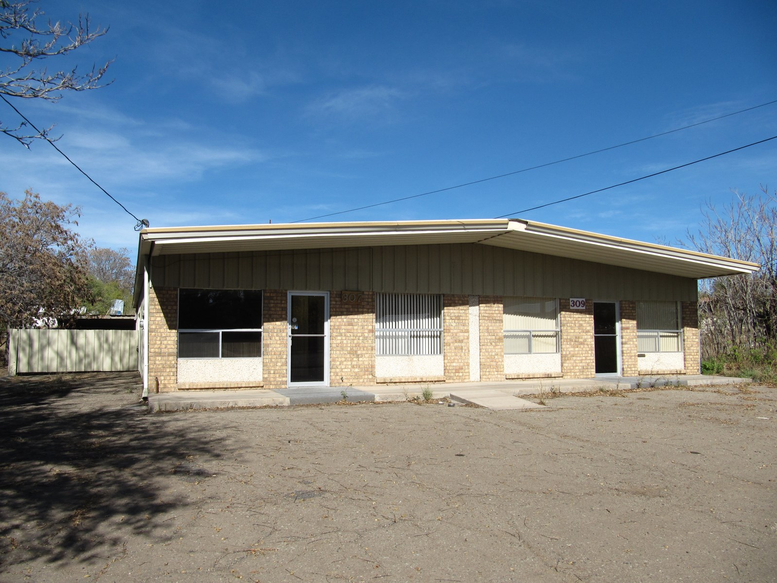 Warehouse and Office Spaces in Silver City, New Mexico