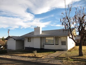 MID-CENTURY, IN-TOWN SILVER CITY, NM HOME
