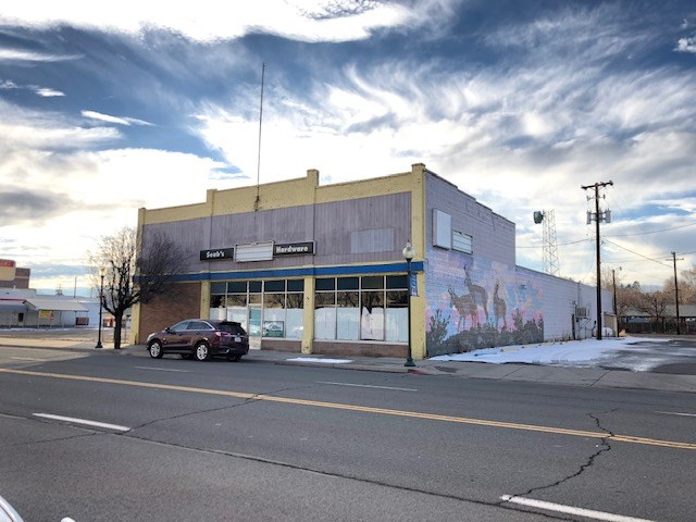 Large Commercial Building for Sale with Main Street exposure