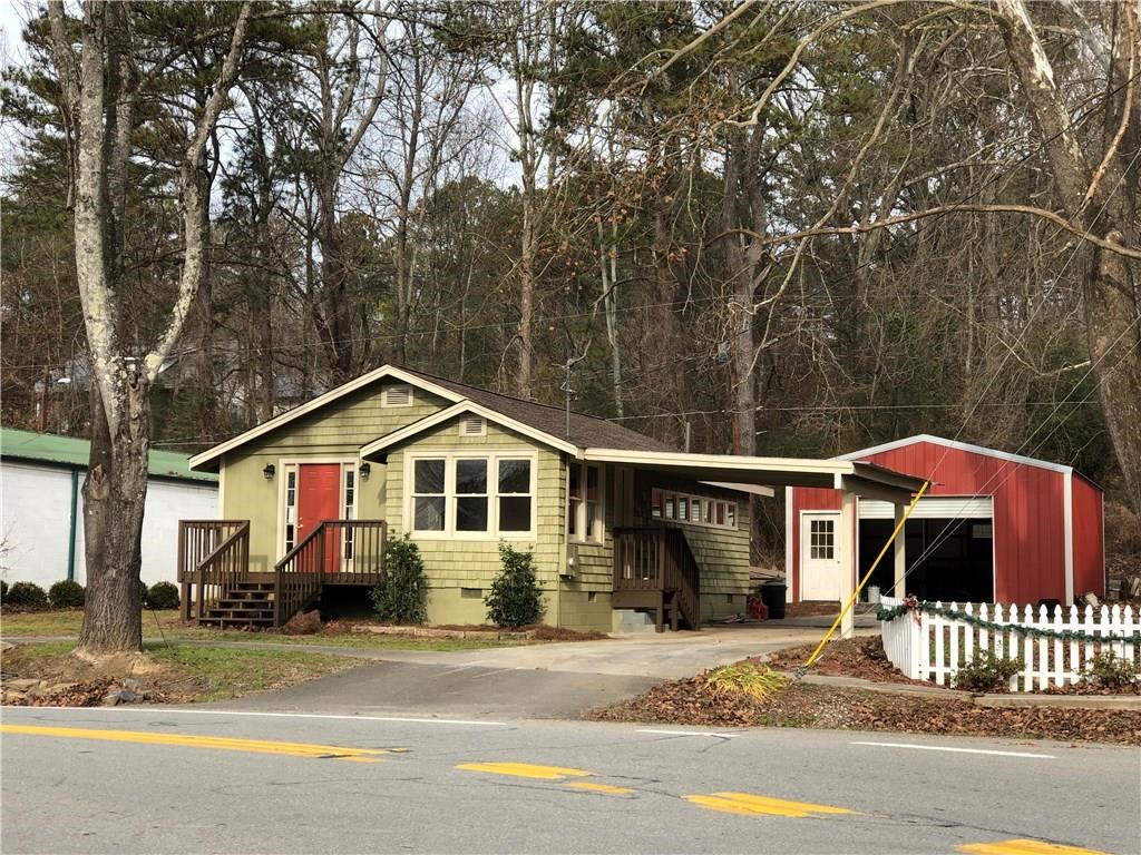 Commercial Property in Talking Rock, GA - Pickens County