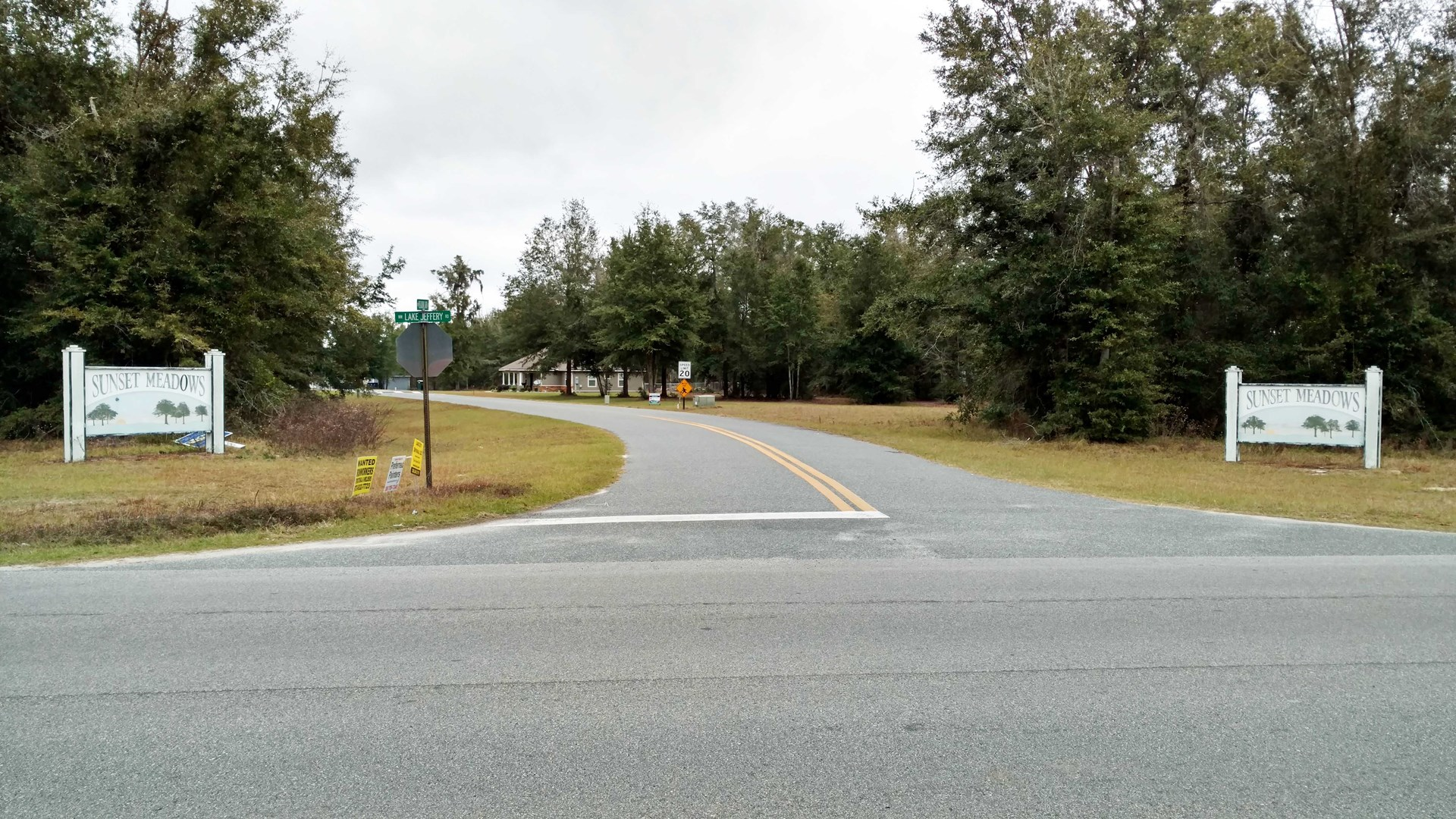 .5 ACRE LOT FOR SALE IN LAKE CITY, FLORIDA