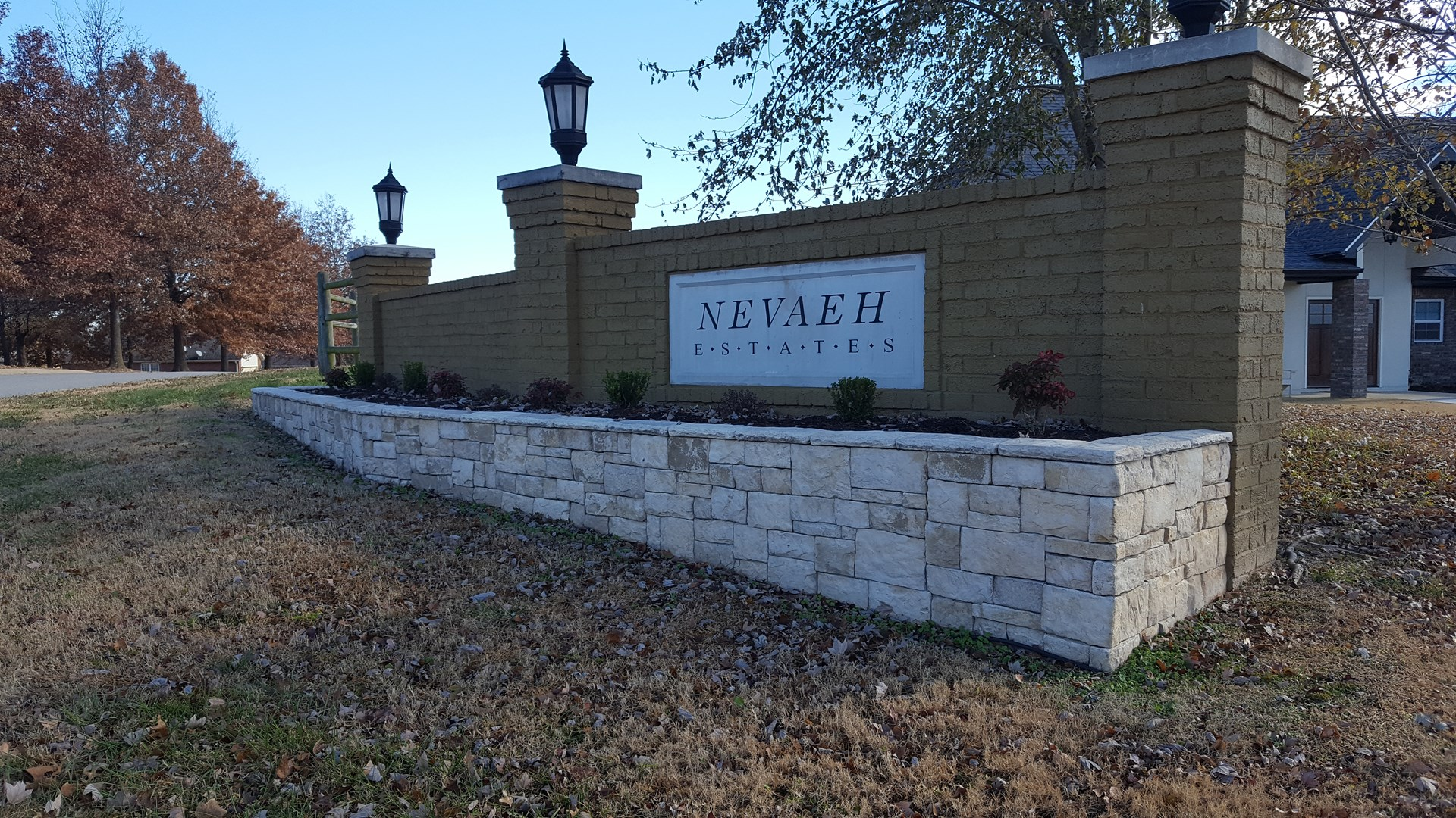 Lot For Sale-Nevaeh Subdivision, Cave Springs, Arkansas