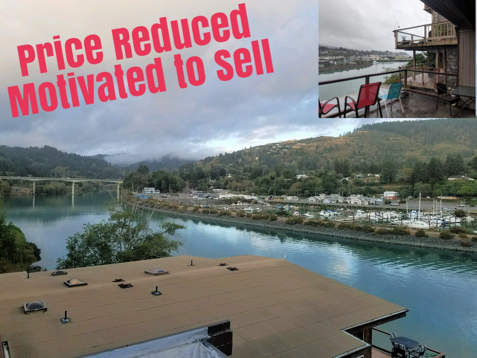 WHAT A STEAL!! Affordable Riverfront Condo For Sale!!