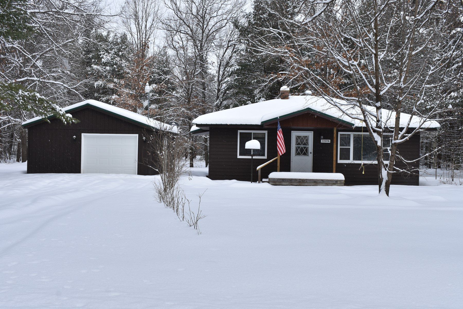 Atlanta MI Home For Sale near Thunder Bay River, Lake 15