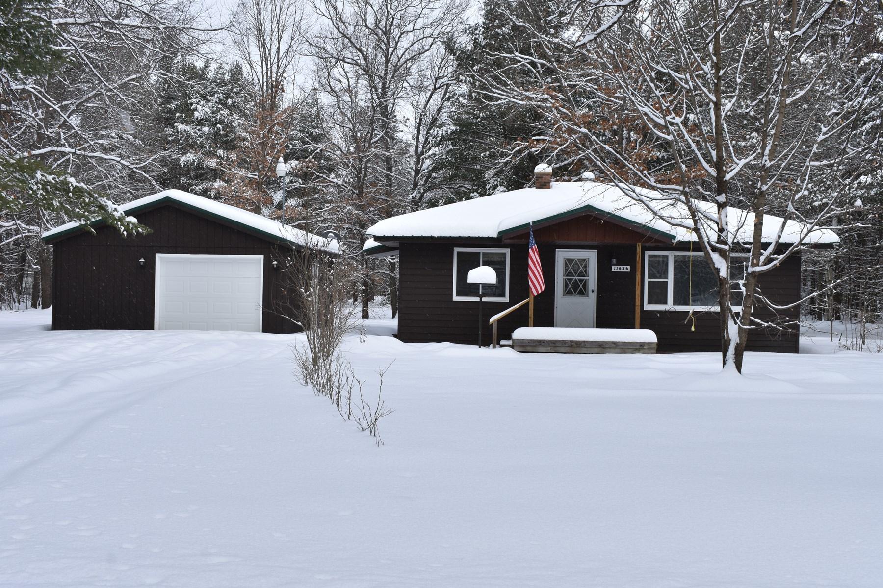 Atlanta MI Home For Sale near Thunder Bay River, Lake 15