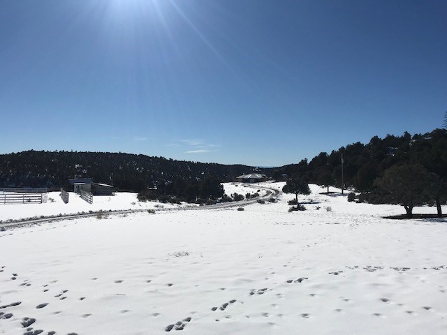 180 Acres for sale with home Northern NM Brazos