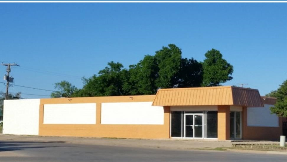COMMERICAL BUILDING FOR SALE