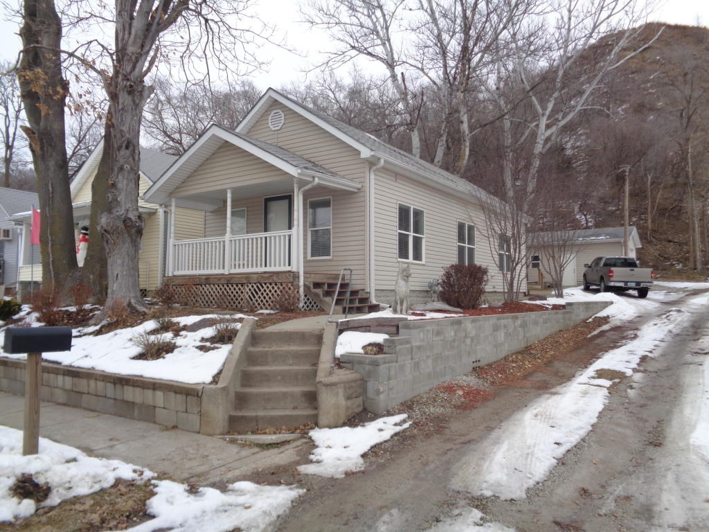 For Sale 1 bed/1 bath totally remodeled Missouri Valley ia
