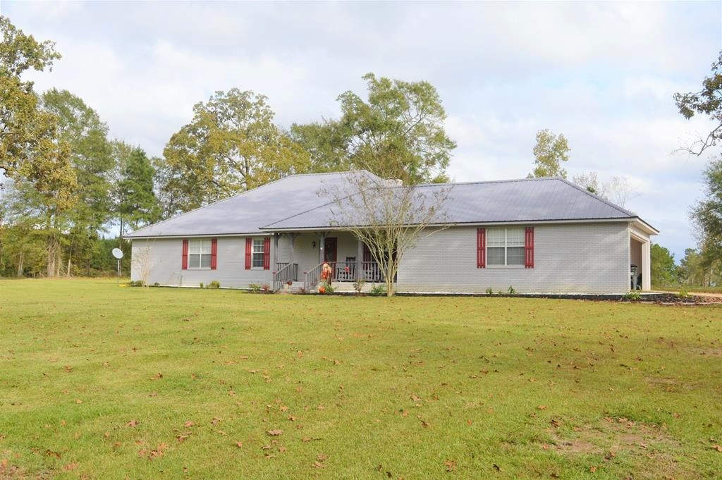 3 Bed, 2 Bath Home with Acreage for Sale Lincoln Co, MS