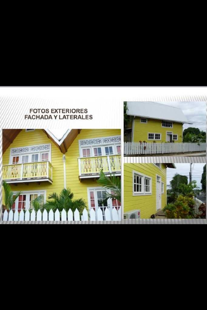 Titled Multiple use Building in Bocas del Toro Panama