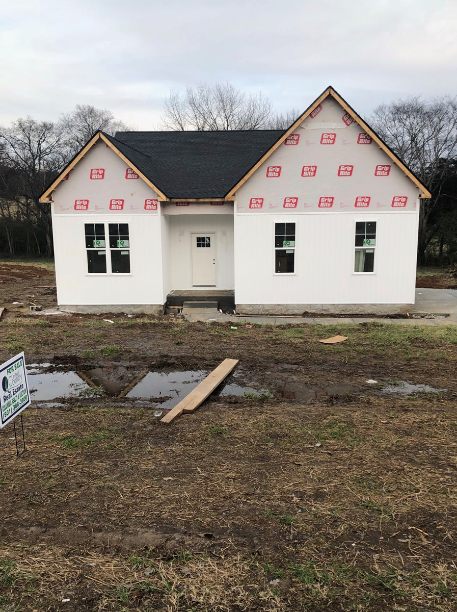 Culleoka, Tennessee Maury County New Construction Home