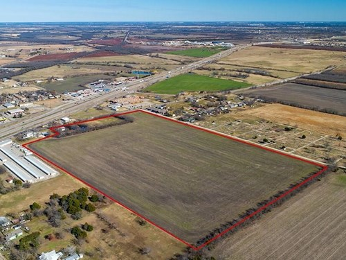 COMMERCIAL LAND FOR SALE IN ROYSE CITY, TX