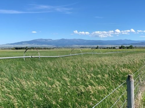 Farm land for sale in Montana