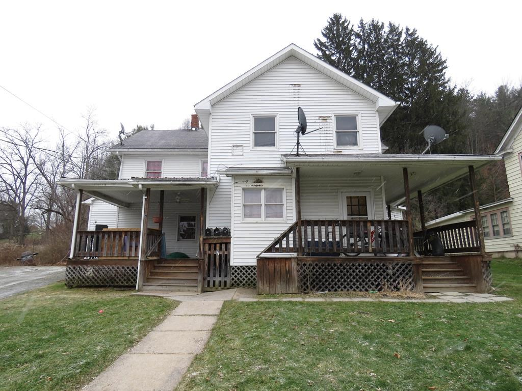 Wellsboro, PA Multi-Family Home for Sale & Income Producing