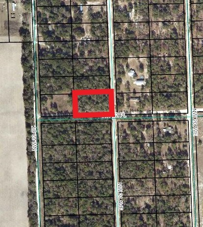 GILCHRIST COUNTY VACANT LAND FOR SALE - Bell, FL