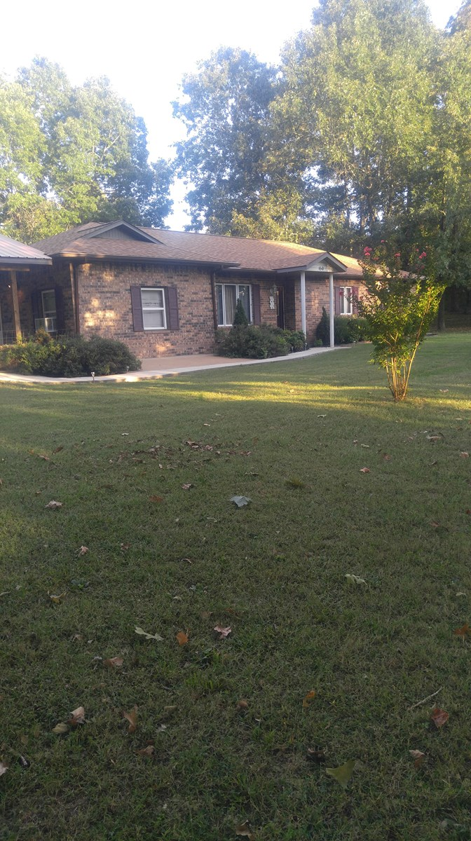 In Town Brick Home for Sale in Salem, AR