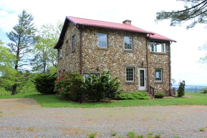 ROCK HOUSE WITH   11.66 ACRES  LOCATED IN PATRICK COUNTY, VA